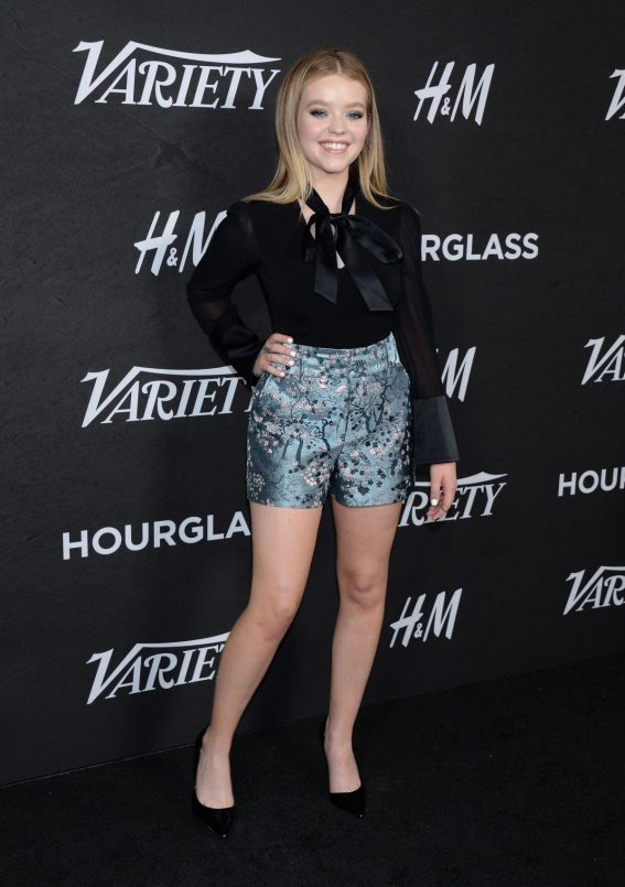 Jade Pettyjohn at Variety's Power of Young Hollywood Party in Los Angeles 2018/08/28 1