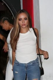 Jade Thirlwall, Leigh-Anne Pinnock and Jesy Nelson at Bunga Bunga in Covent Garden 2018/09/14 6