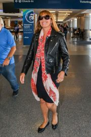 Jane Seymour at LAX Airport in Los Angeles 2018/09/14 3
