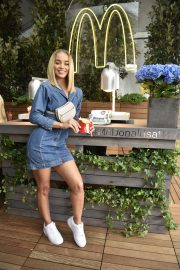 Jasmine Sanders at McDonald's at Made in America Festival 2018/09/01 1