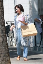 Jenna Dewan Out and About in Studio City 2018/09/03 2