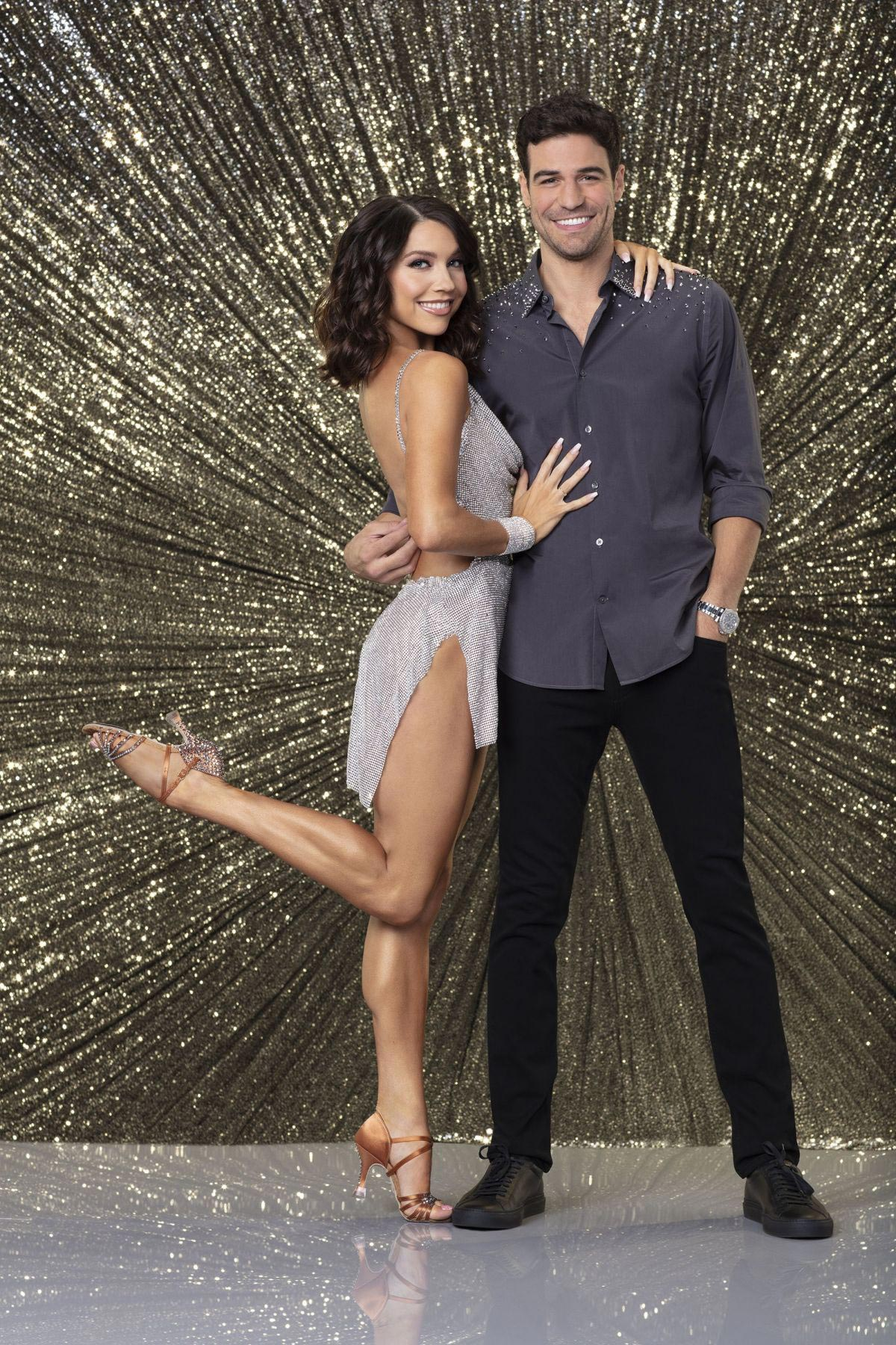 Jenna Johnson at Dancing With the Stars, Season 27 Promos 2018/09/16 1