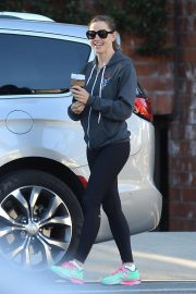 Jennifer Garner Out for Coffee in Los Angeles 2018/09/17 3