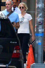 Jennifer Lawrence Out in New York 2018/09/18 1