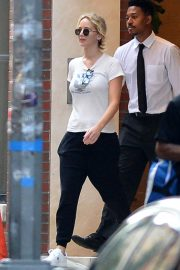 Jennifer Lawrence Out in New York 2018/09/18 3