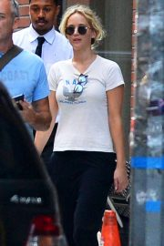 Jennifer Lawrence Out in New York 2018/09/18 4