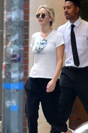 Jennifer Lawrence Out in New York 2018/09/18 5