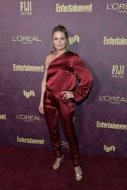 Jennifer Morrison at EW and L'Oreal Paris Pre-emmy Party in Hollywood 2018/09/15 2