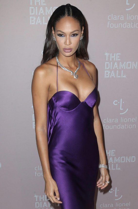 Joan Smalls at Rihanna's 2018 Diamond Ball in New York 2018/09/13 1