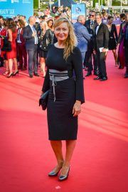 Julie Ferrier at 2018 Deauville American Film Festival Opening Ceremony 2018/08/31 2