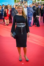 Julie Ferrier at 2018 Deauville American Film Festival Opening Ceremony 2018/08/31 3