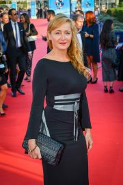 Julie Ferrier at 2018 Deauville American Film Festival Opening Ceremony 2018/08/31 6