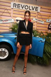 Kaia Gerber at Karl Lagerfeld x Revolve Launch in Los Angeles 2018/08/30 3