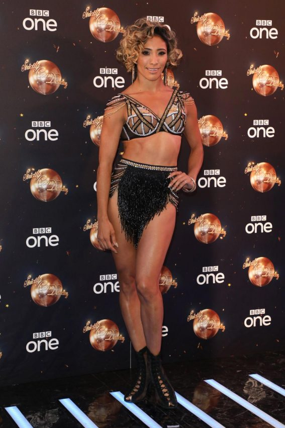 Karen Clifton at Strictly Come Dancing Launch in London 2018/08/27 1