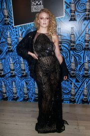 Kat Cunning at Belvedere Vodka's Celebration of Launch of 2018 Limited Edition Bottle in New York 2018/09/06 1