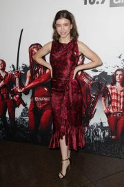 Katelyn Nacon at The Walking Dead Premiere Party in Los Angeles 2018/09/27 2