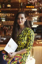 Katherine Langford at W Magazine's It Girl Luncheon in New York 2018/09/06 2