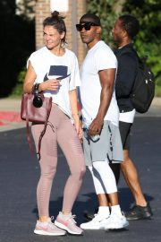 Katie Holmes and Jamie Foxx Leaves a Gym in Atlanta 2018/09/18 1
