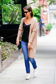 Katie Holmes at a Doctor's Office in New York 2018/08/31 2