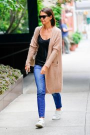 Katie Holmes at a Doctor's Office in New York 2018/08/31 5