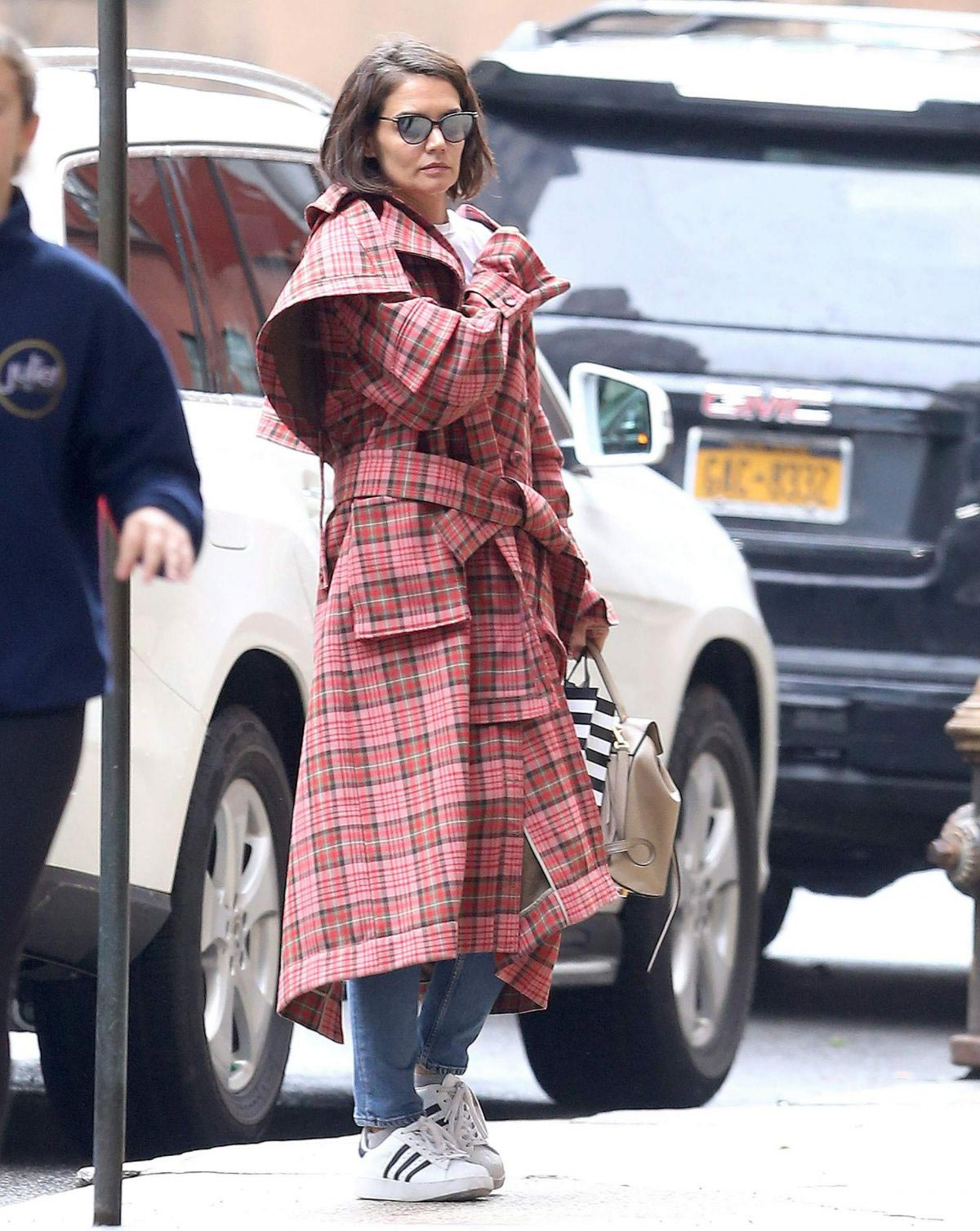 Katie Holmes Out and About in New York 2018/09/11 1