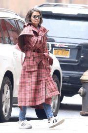 Katie Holmes Out and About in New York 2018/09/11 2