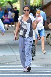 Katie Holmes Out and About in New York 2018/09/15 1