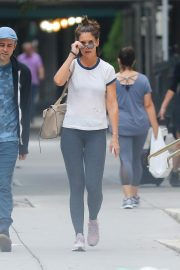 Katie Holmes Out in New York 2018/09/12 6