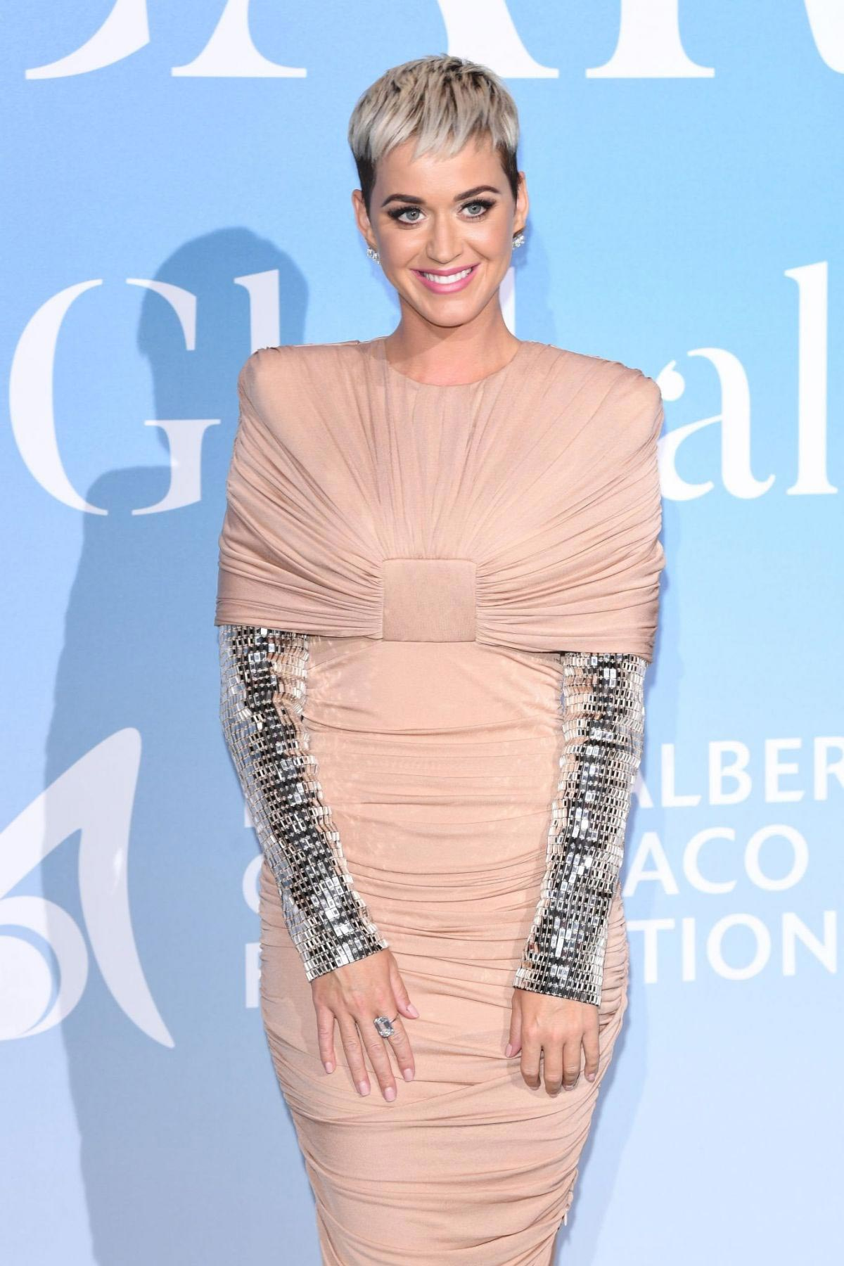 Katy Perry at Gala for the Global Ocean in Monte Carlo 2018/09/26 1
