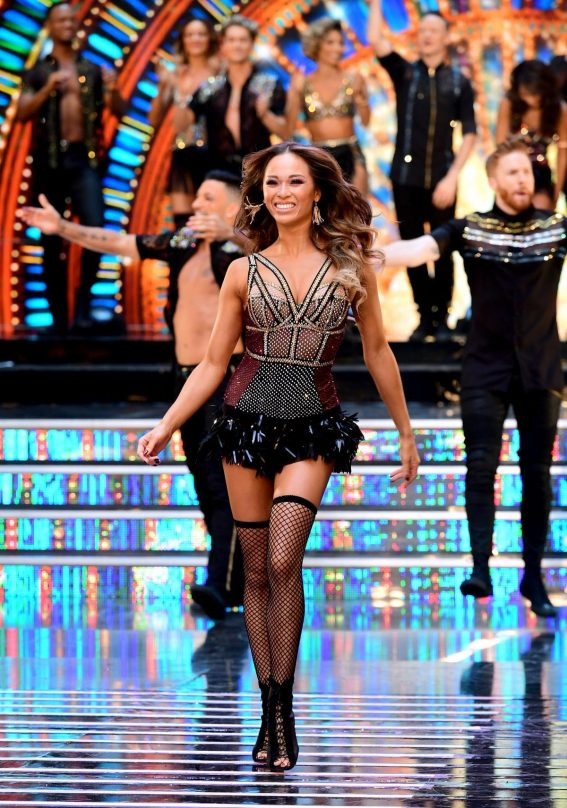 Katya Jones at Strictly Come Dancing Launch in London 2018/08/27 1