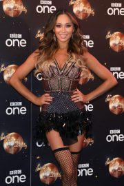 Katya Jones at Strictly Come Dancing Launch in London 2018/08/27 5