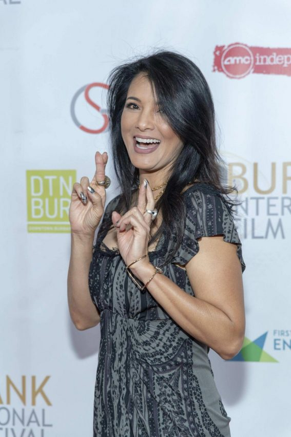 Kelly Hu at 10th Annual Burbank Film Festival Closing Night 2018/09/09 1