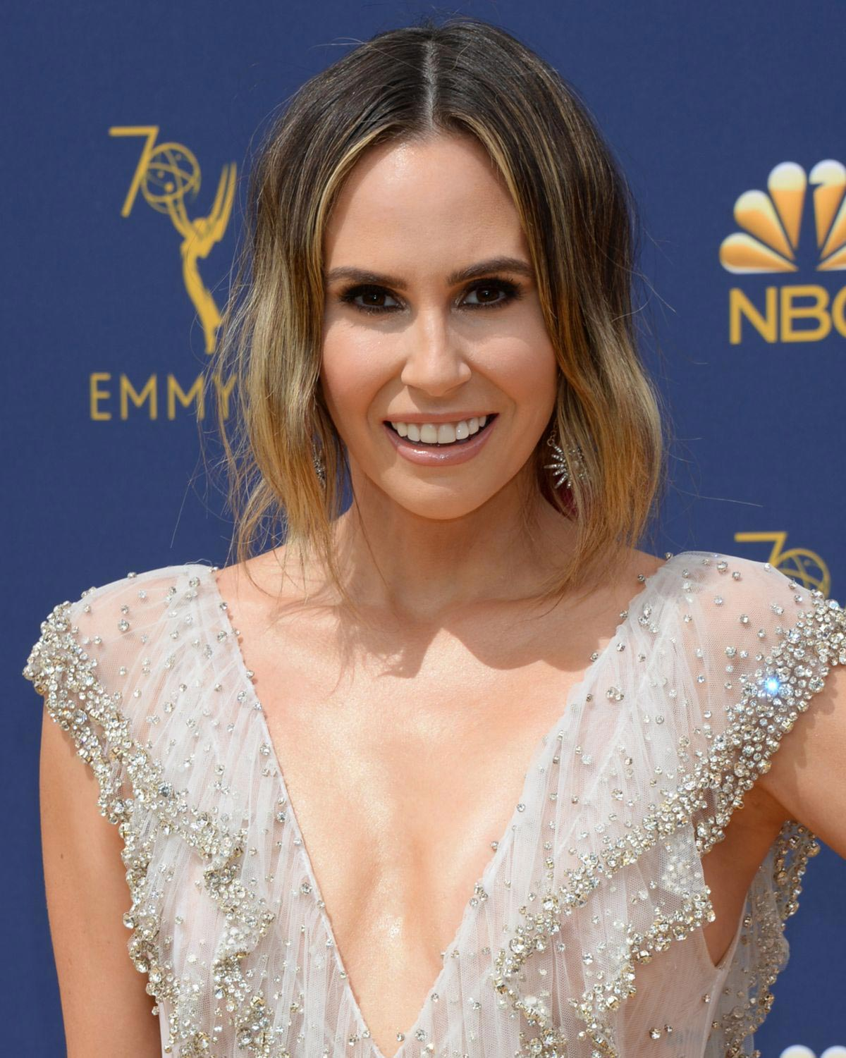 Keltie Knight at Emmy Awards 2018 in Los Angeles 2018/09/17 1