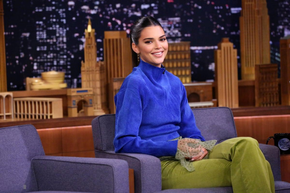 Kendall Jenner at Tonight Show Starring Jimmy Fallon in New York 2018/09/07 1