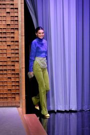 Kendall Jenner at Tonight Show Starring Jimmy Fallon in New York 2018/09/07 6