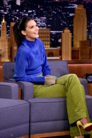 Kendall Jenner at Tonight Show Starring Jimmy Fallon in New York 2018/09/07 7