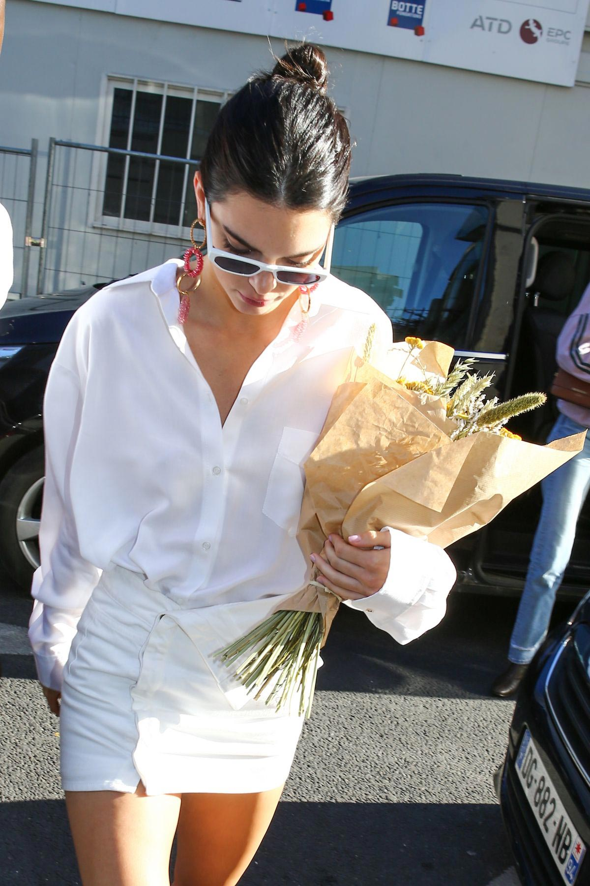 Kendall Jenner Out and About in Paris 2018/09/26 1