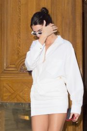 Kendall Jenner Out and About in Paris 2018/09/26 8