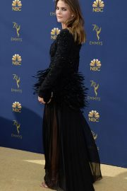Keri Russell at Emmy Awards 2018 in Los Angeles 2018/09/17 4