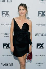 Keri Russell at FX Networks Celebrates Emmy Nominees in Century City 2018/09/16 2