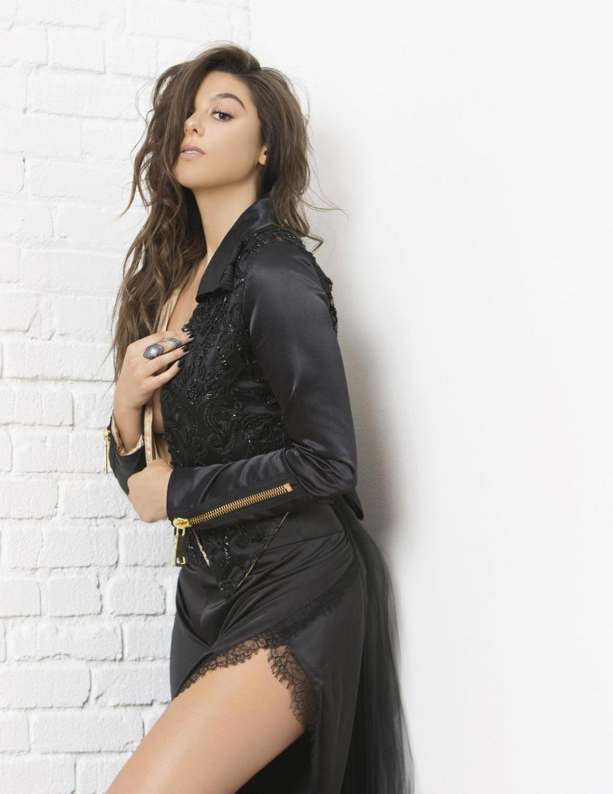Kira Kosarin in Qpmag Fashion Magazine, September 2018 1