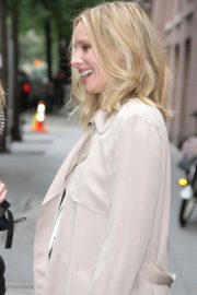 Kristen Bell at The View in New York 2018/09/25 13