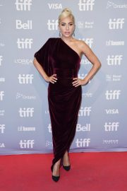 Lady Gaga at A Star is Born Press Conference at TIFF in Toronto 2018/09/09 1