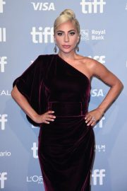 Lady Gaga at A Star is Born Press Conference at TIFF in Toronto 2018/09/09 3