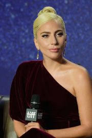 Lady Gaga at A Star is Born Press Conference at TIFF in Toronto 2018/09/09 4