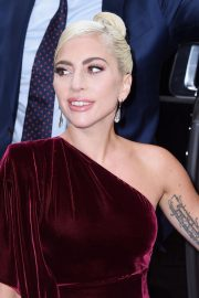Lady Gaga at A Star is Born Press Conference at TIFF in Toronto 2018/09/09 5