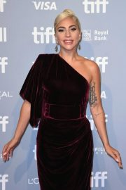 Lady Gaga at A Star is Born Press Conference at TIFF in Toronto 2018/09/09 6