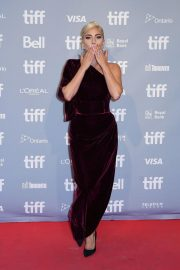Lady Gaga at A Star is Born Press Conference at TIFF in Toronto 2018/09/09 7
