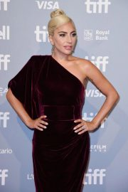 Lady Gaga at A Star is Born Press Conference at TIFF in Toronto 2018/09/09 10