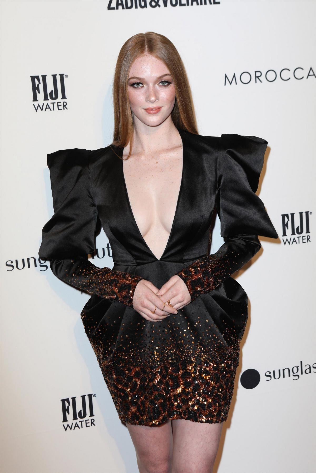 Larsen Thompson at Daily Front Row's Fashion Media Awards in New York 2018/09/06 1